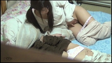 Jill Off Beside A Friend - Scene 10